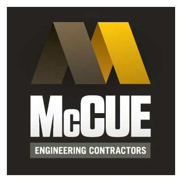 McCue Engineering Contractors logo