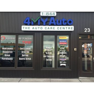4My Auto PROFILE.logo