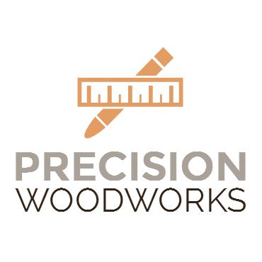 Precision Woodworks logo