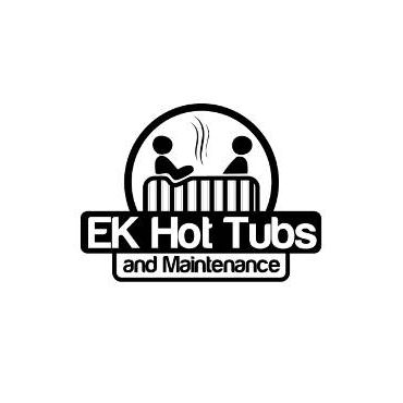 EK Hot Tubs & Maintenance logo