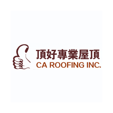 CA Roofing Inc. logo
