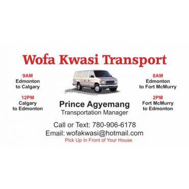 Wofa Kwasi Passenger Transport logo