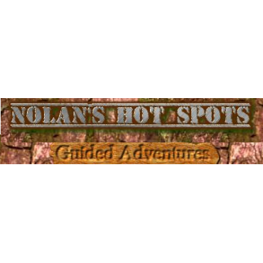 Nolan's Hot Spots Guided Adventures logo