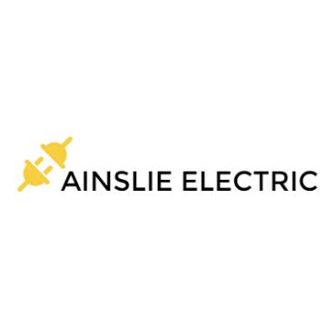 Ainslie Electric logo