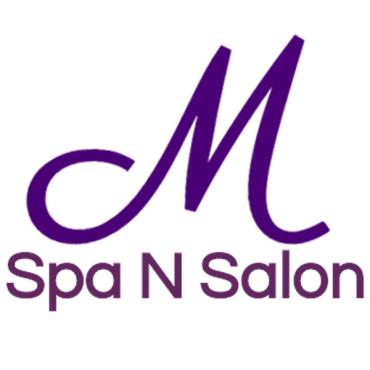 M Spa N Salon PROFILE.logo