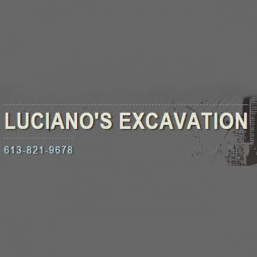 Luciano's Excavation PROFILE.logo