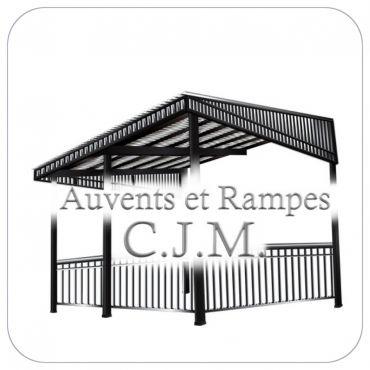 Auvents Et Rampes CJM logo
