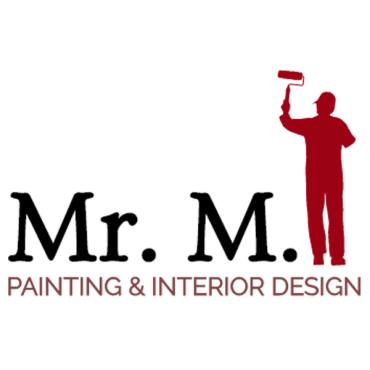 Mr. M. Painting & Interior Design PROFILE.logo