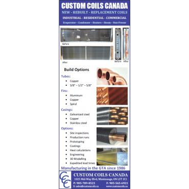 Custom Coils Canada