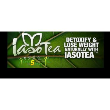 LOSS WEIGHT NATURALLY WITH IASO TEA!