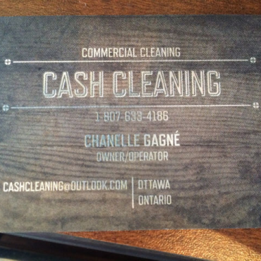Cash Cleaning logo