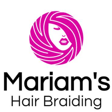 Mide's Hair Lounge logo