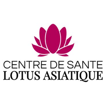 Centre De Sante Lotus Asiatique logo