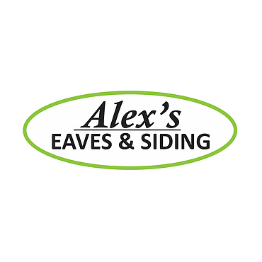 Alex's Eaves & Siding PROFILE.logo