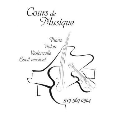 Cours de Musique Marie-Sophie Bédard logo