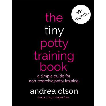 Available Now: Tiny Potty Training Book
