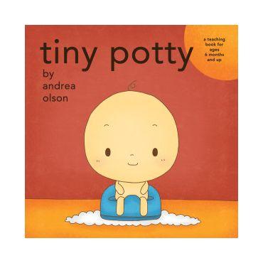Tiny Potty Board Book