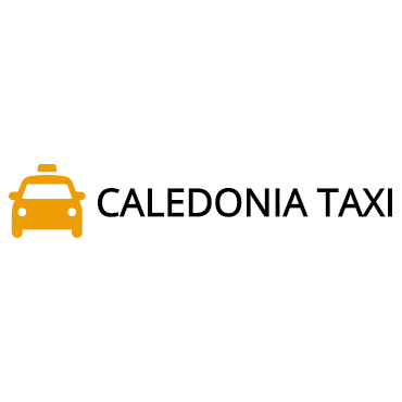 Caledonia Taxi logo