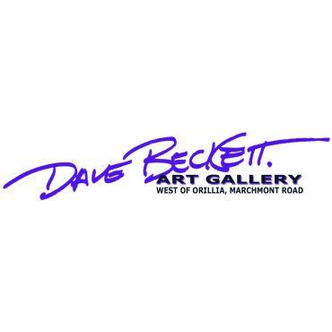 Dave Beckett Studio/Gallery logo
