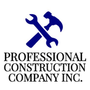 Professional Construction Company Inc. logo