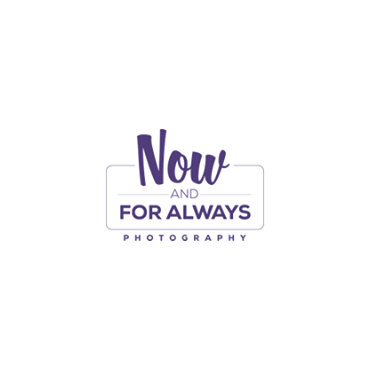 Now And For Always Photography logo