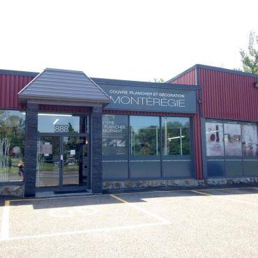 Couvre Plancher Montérégie logo