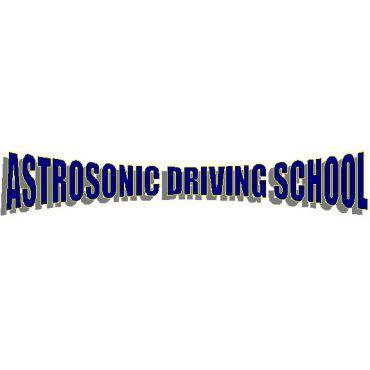 Astrosonic Driving School logo