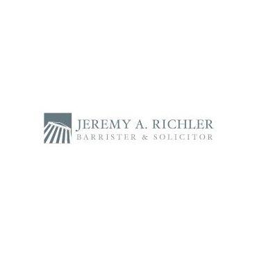 Jeremy A Richler, Barrister & Solicitor PROFILE.logo