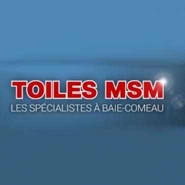 Toiles MSM logo