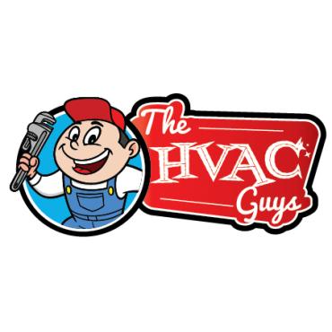 The HVAC Guys Heating & Air Conditioning logo
