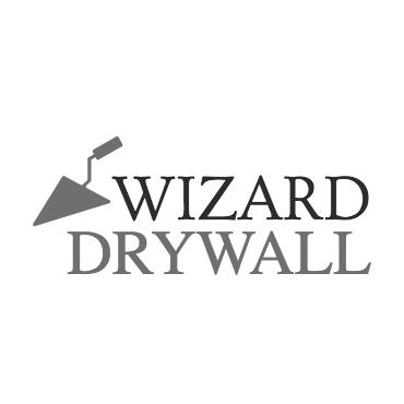 Wizard Drywall logo