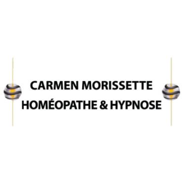 Carmen Morissette Homéopathie et Hypnose logo