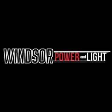 Windsor Power & Light logo