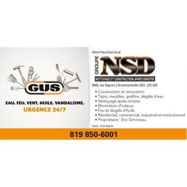 Groupe N S D Inc logo