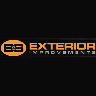 B & S Exterior Improvements logo