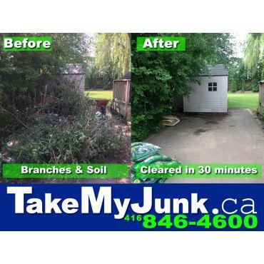 Toronto Junk Removal | TakeMyJunk.ca