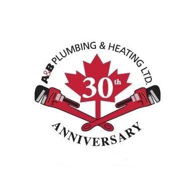 A & B Plumbing and Heating PROFILE.logo