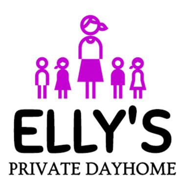 Elly's Private Dayhome logo