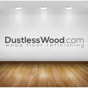 Dustless Wood Floor Refinishing PROFILE.logo