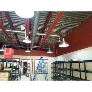 Commercial wiring / renovation