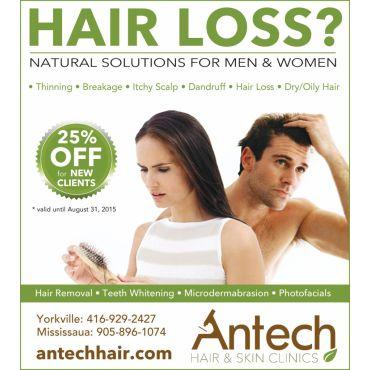 Antech Hair And Skin Clinics logo