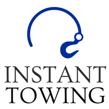 Instant towing logo