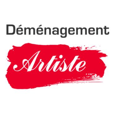 Déménagement Artiste logo