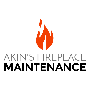 Akin's Fireplace Maintenance logo