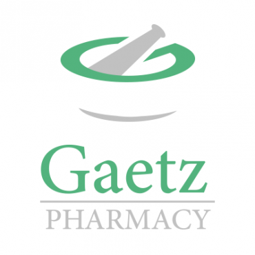 Gaetz Pharmacy logo