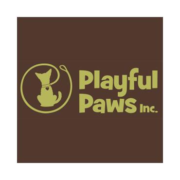 Playful Paws Inc. PROFILE.logo