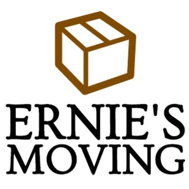 Ernie's Moving logo