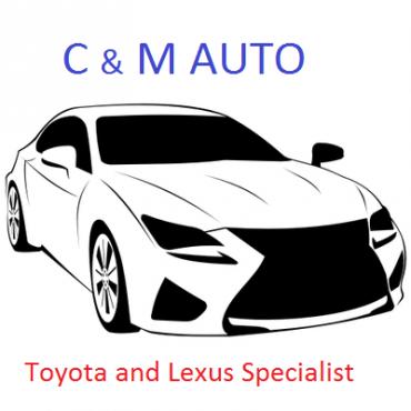 C & M Auto PROFILE.logo