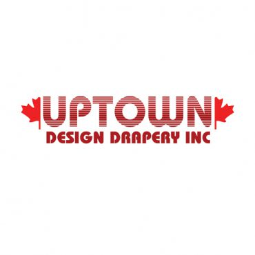 UpTown Design Drapery logo
