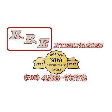 R B Enterprises logo
